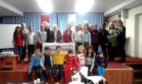 RECEP YAZıCıOĞLU - Sökeli Çocuklar Yeni Başkanlarını Seçti