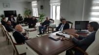 TATSO'dan Kaymakam Özkan'a Ziyaret
