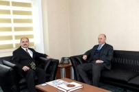 ADNAN DEMIR - Vali Azizoğlu, DAP İdaresi'ni Ziyaret Etti
