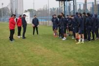 RECEP ÖZTÜRK - Adana Demirspor'da İzin Başlıyor