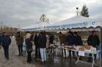 MUSTAFA TALHA GÖNÜLLÜ - Adıyaman Üniversitesinden Halep'e Yardım Seferberliği Başladı