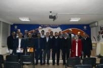 AK Parti'de İlçe Başkanları İstişare Toplantısı Yapıldı