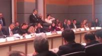 OSMAN AŞKIN BAK - AK Parti Ve HDP Milletvekilleri Arasında Gerginlik