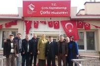 HASAN YILMAZ - AK Partili Doğan'dan Çorlu Huzurevi'ne Ziyaret