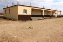 ÇÖMLEKÇI - Akçakale'de Cami Ve Taziye Evlerine Bakım