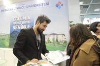 ÇUKUROVA ÜNIVERSITESI - Akdeniz'de Düzenlenen Fuarlarda Üniversiteler Öğrencilerle Buluştu