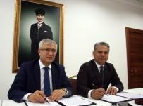 BAŞSAVCıLıK - Antalya'da Denetimli Serbestlik Kapsamında Kepez Ve Muratpaşa Belediyeleri İle Protokol