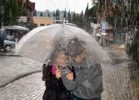 ERKEN UYARI - Aydın Yeni Bir Soğuk Ve Yağışlı Havanın Etkisine Giriyor