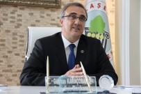 DARMADAĞıN - Başkan Karaçoban Mehmet Akif Ersoy'u Andı