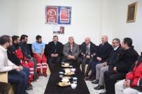 ŞÜKRÜ KARABACAK - Başkan Karaosmanoğlu, Akademi Arama Kurtarma Derneğini Ziyaret Etti