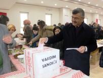 EMRAH ÖZDEMİR - Belediye Başkanı 'Halep' Yazılı Pastayı 5 Bin Liraya Aldı