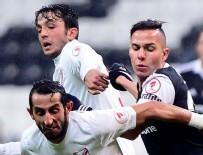 GÖKHAN İNLER - Beşiktaş güle oynaya turladı!
