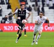 GÖKHAN İNLER - Beşiktaş İlk Yarıyı Önde Kapattı