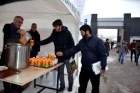 Bingöl'de 'Çorbaya Kal Büte Kalma' Etkinliği