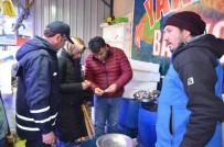 BALIK SEZONU - Bozüyük Balık Pazarına Sıkı Denetim