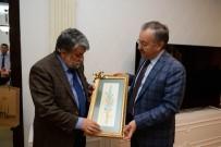 KÜLTÜR BAKANı - Bulgaristan Kültür Bakanı Raşidov'dan Vali Özdemir'e Ziyaret