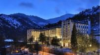 SAUNA - Çam Otel, Büro Memur-Sen Seçimlerine Ev Sahipliği Yaptı