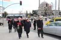 EMEKLİ BÜYÜKELÇİ - Emekli Diplomatlardan Teröre Tepki Yürüyüşü