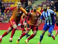 TUZLASPOR - Galatasaray'ın kupadaki rakibi Tuzlaspor