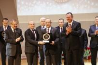GÜLSAN SENTETIK DOKUMA - GSO'dan  Gülsan Holding'e Üç Ödül