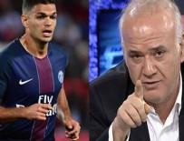 AHMET ÇAKAR - Hatem Ben Arfa'yı Lig Tv'nin sahibi mi getirdi?