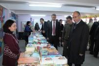 NAMIK KEMAL NAZLI - İlkokul Öğrencilerine Birikim Ve Kitap Okuma Alışkanlığı Kazandıracak Kitap Fuarı