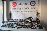 FAILI MEÇHUL - İstanbul'da Mafya Operasyonu Açıklaması 52 Gözaltı