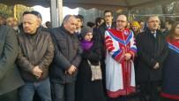 EDIRNEKAPı - İstiklal Şairi Mehmet Akif Ersoy Kabri Başında Anıldı