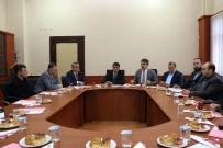 KBÜ'de 'Teknoloji Fakültesi Danışma Kurulu Toplantısı' Yapıldı