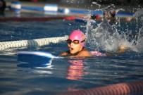 SU SPORLARI - Kepez Lisanslı Yüzücü Ve Su Topu Sporcuları Yetiştiriyor