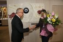 FETHI TUNÇ - Kooperatif Başkanlarından Başkan Ergün'e Plaket