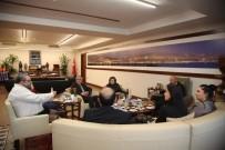 ERDAL İNÖNÜ - Marmara Denizinin Çehresini Değiştirecek Olan Projenin Sunumu Yapıldı