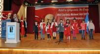 MEHMET ŞÜKRÜ ERDİNÇ - Mehmet Akif Ersoy, Vefatının 80. Yılında Anıldı
