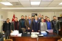 MHP İlçe Yönetiminden Başkan Şirin'e Ziyaret