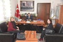 Milas Baro Temsilcisi Selam'dan Başkan Tokat'a Ziyaret