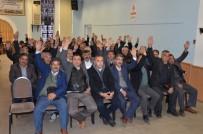 CENGIZ TOPEL - Milas'ta Mütevelli Heyeti Seçimi Yapıldı