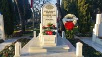 EDIRNEKAPı - Milli Şair Mehmet Akif Ersoy Kabri Başında Anıldı
