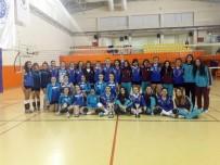 ÇANAKKALE ONSEKIZ MART ÜNIVERSITESI - NKÜ Bayanlar Voleybol Takımı Şampiyon Oldu