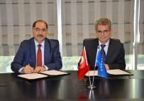 NKÜ İle Priştine Üniversitesi Arasında Protokol İmzalandı