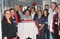 HASTANE YÖNETİMİ - Onkoloji Hastalarına Müzikli Yılbaşı Kutlaması