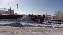 ÖZALP BELEDİYESİ - Özalp İlçesinde Karla Mücadele Çalışması