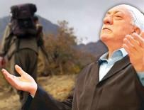 RUHSATSIZ SİLAH - PKK sempatizanının evinde FETÖ kitabı çıktı