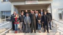 MEHMET AKıN - Salihli MHP'den Komutanlara Taziye Ziyareti