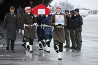 Şehit Astsubay Altıparmak'ın Cenazesi Memleketi Konya'da
