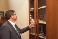NITELIK - Şehzadeler'den Yazma Eserler Kütüphanesi'ne Destek