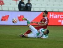 AHMET TURAN - Sivasspor Yeni Amayaspor'u 3 Golle Geçti