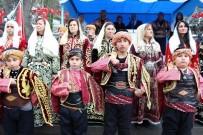 ADNAN KESKİN - Soğuk Hava, Ata'nın Ankara'ya Gelişinin Yıl Dönümü Kutlamalarını Durduramadı