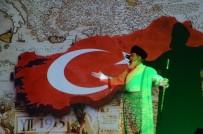 İSMAIL ÇIÇEK - 'Son Kale Türkiye' Bafra'da Sahnelendi