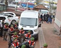 Suçüstü Yakalanan Hayvan Hırsızları Tutuklandı