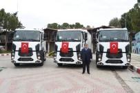 FORD - Tarsus Temizlik İşleri Müdürlüğü Araç Filosunu Güçlendirdi